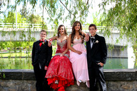 Nik, Tera, Chris & Rochelle~Senior Prom 2014